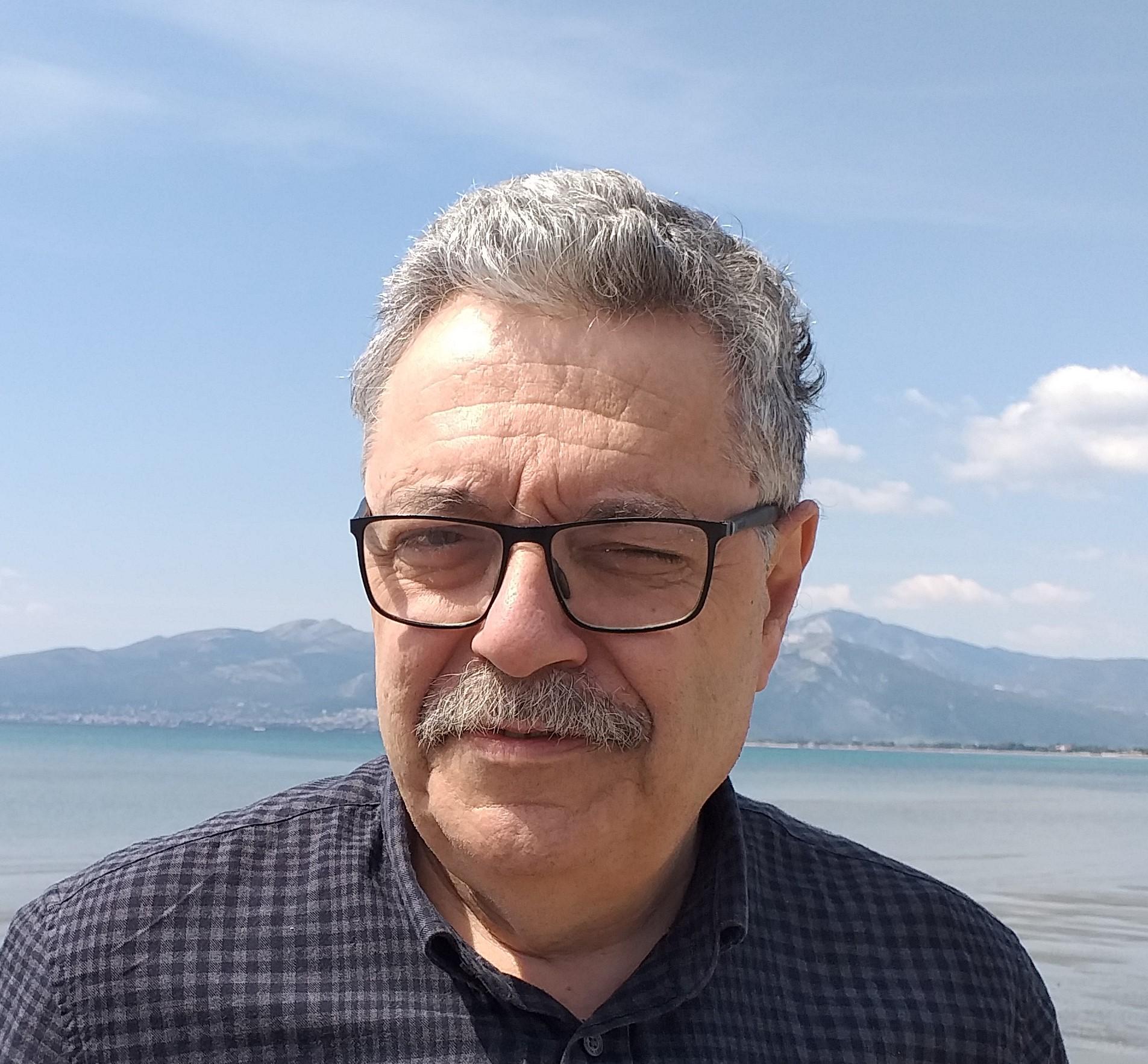 George Sakellaris 2019